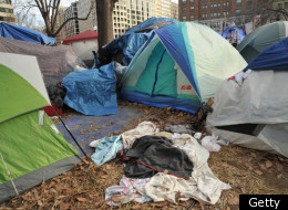 Mayor Wants Occupy D.C. Protesters Removed