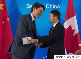 Trudeau Gives China Advice On Improving Its Image