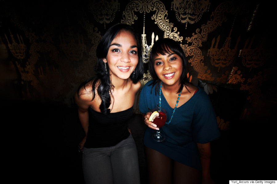 indian girls clubbing