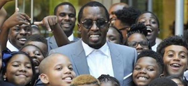 P. Diddy eröffnet eine Schule in seiner Heimat New York - mit einer wichtigen Botschaft