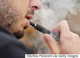 Smoking And Vaping Pose Similar Heart Risks, Study Finds