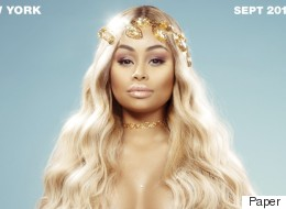 Blac Chyna Poses Nude On The Cover Of Paper Magazine