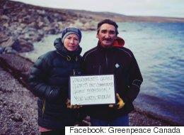 Oscar Winner Pressures Trudeau On Seismic Testing In Arctic