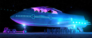 BOEING BURNING MAN