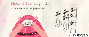 MONSTRO ROSA