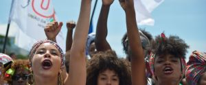 Marcha Mulheres Negras