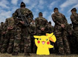 L'armée française s'inquiète de l'intrusion de Pokémon Go dans ses bases
