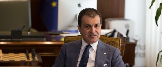 MINISTER OF EUROPEAN UNION AFFAIRS TURKISH