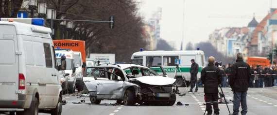 BERLIN EXPLOSION
