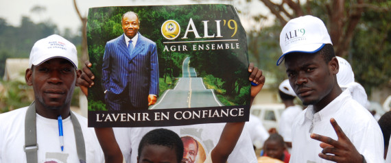GABON ELECTIONS AUGUST
