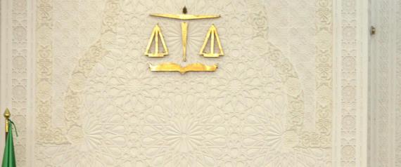 JUDGES IN ALGERIA