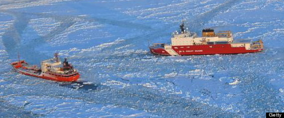 Nome Ice Breaker Fuel
