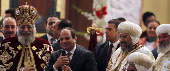 CHURCHES EGYPT