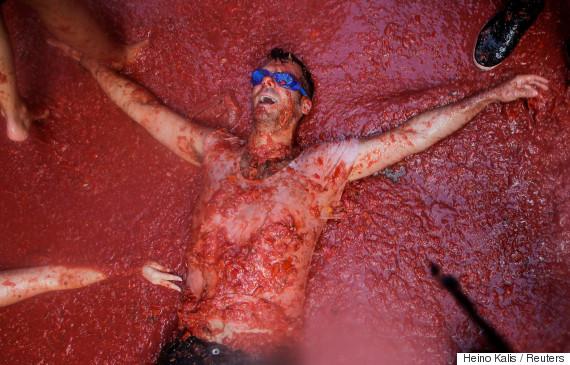 tomatina festival