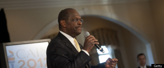 Herman Cain Interview