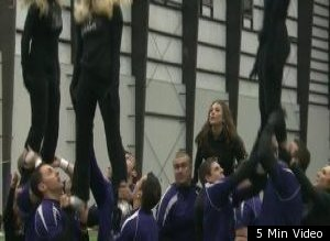 Raven Cheerleaders