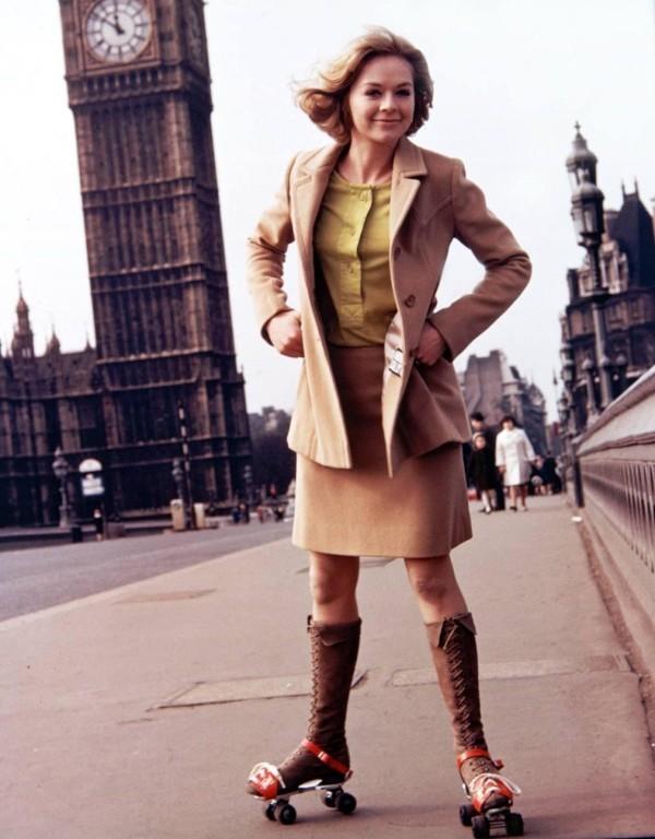 A Look At A Studio At Disney S Hilton Head Island Resort: Susanna York's Roller Skates, 1967: A Look Back