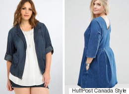 Plus-Size Denim Pieces That Will Get You Excited For Fall