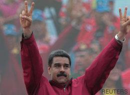 'En defensa de la revolución', los chavistas responden a la 'toma de Caracas'