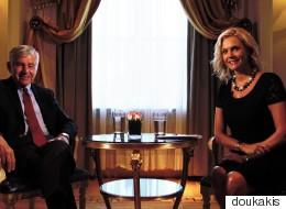 O Μάικλ Δουκάκης στη HuffPost Greece: O Nτόναλντ Τραμπ ως Πρόεδρος των Η.Π.Α. θα ήταν μια καταστροφή