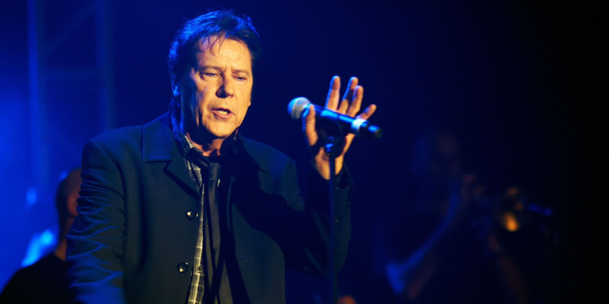 Shakin Stevens Echoes Of Our Times Huffpost Uk