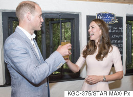 Will And Kate Are Our Dream Drinking Buddies