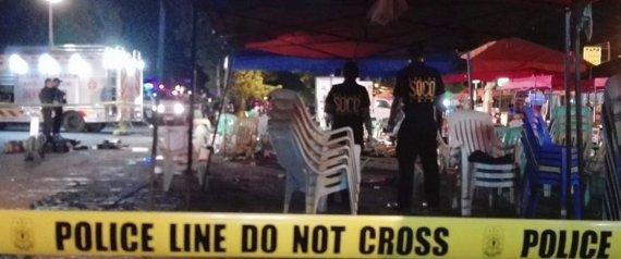 EXPLOSION FILIPINAS