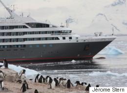 L'Antarctique, le voyage d'une vie