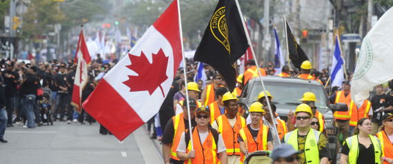 LABOUR DAY PARADE CANADA