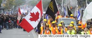 LABOUR DAY PARADE CANADA