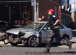 La femme impliquée dans le vol de banque dans le Mile End accusée de vol qualifié
