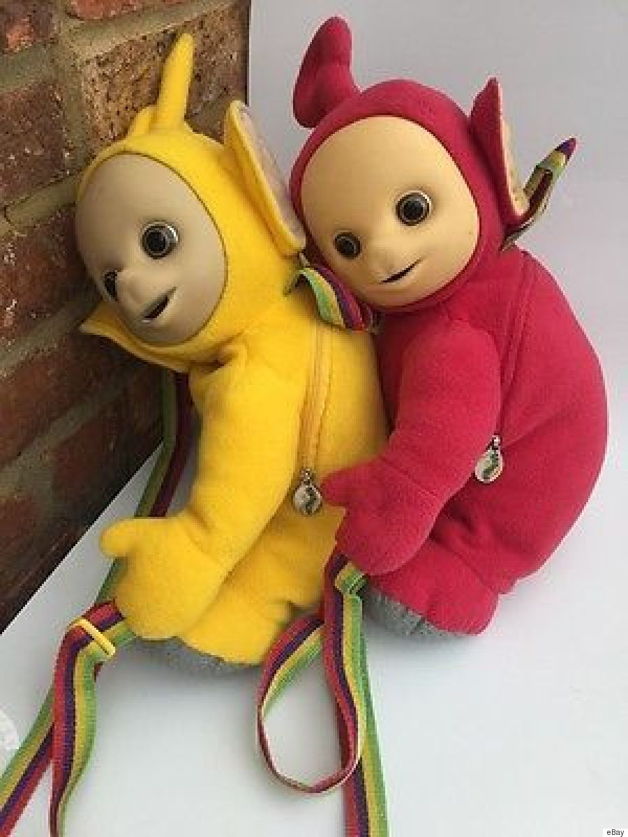 teletubbies backpacks