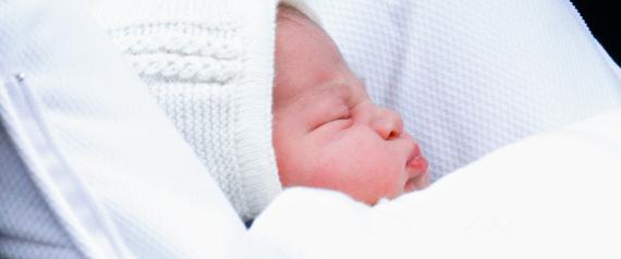 NEWBORN BABY BRITAIN