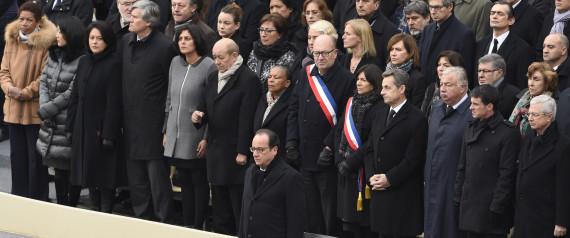 HOMMAGE VICTIMES TERRORISME