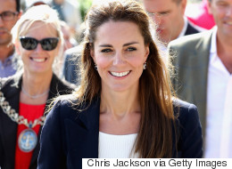 Kate Middleton Wears Pants From The Gap