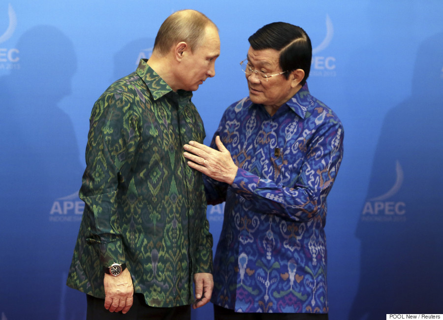 vietnam and russia relationship