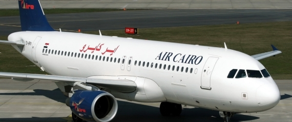 PLANE AIR CAIRO