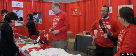 Liberal Convention 2012 Ottawa