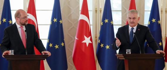 TURKEY EUROPEAN UNION