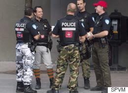 Services policiers : toujours un «club de gars», selon une recherche