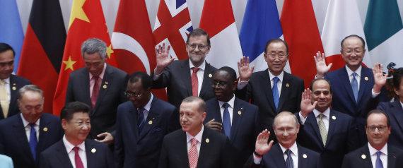 RAJOY G20