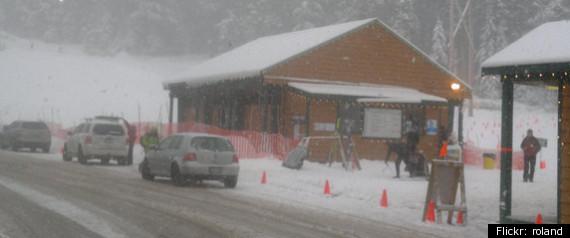 SNOW BC