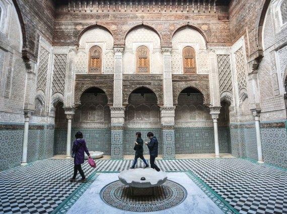morocco mosque