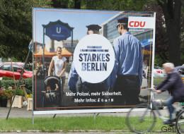 Berliner CDU warnt Bevölkerung vor etwas Schrecklichem - und erntet nichts als Spott
