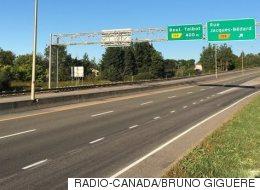 Un chauffard épinglé à 190 km/h sur l'autoroute Laurentienne