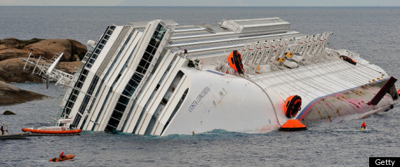 Costa Concordia Cruise Disaster