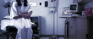 Worried Wait Room Hospital
