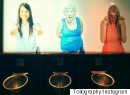 Parcourir le monde à la recherche des toilettes les plus originales