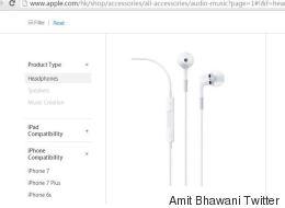 Apple confirme par erreur le nom de l'iPhone 7 et 7 Plus