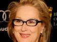 Meryl Streep: Golden Globes Winner For Best Actress Drama 2012